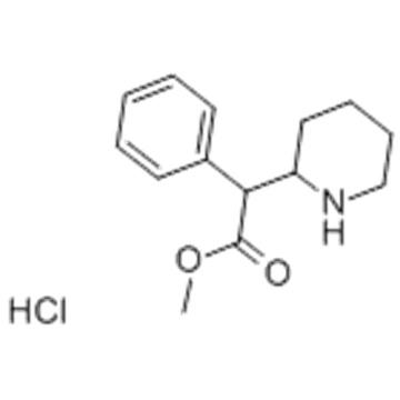 Methylphenidate hydrochloride CAS 298-59-9