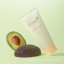OEM/ODM Avocado Cleanser Herbal Face Washing Control Oil Fine and Soft Foam Anti-Inflammatory Cleanser