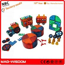 Magnetic Stick N Stack 3-D Magnetic Plates 100pcs Sets