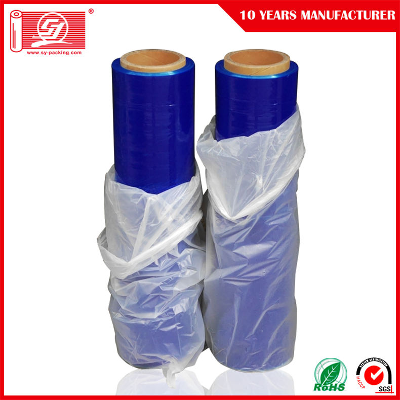 Färg LDPE Wrap Stretch Film med High Puncture