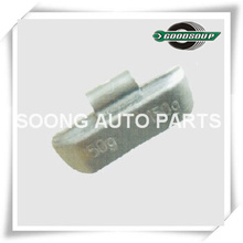 Lead(PB) Clip on Wheel weights for heavy truck, Universal type, Super Quality