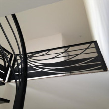 Laser Cut Custom Stair Railings