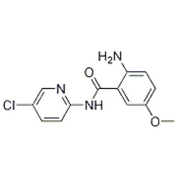 2-AMino-N-(5-chloropyridin-2-yl)-5-MethoxybenzaMide CAS 280773-17-3
