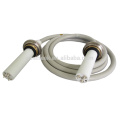 medical high voltage cable with 3 pin 75kvdc 90kvdc for x ray machine