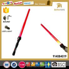 Новый расширяемый проблесковый лазерный меч