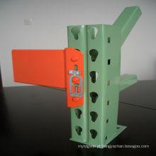 Acessório de logística Braço de aço para rack