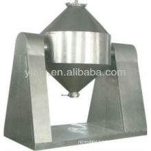 Stainless steel mixing container