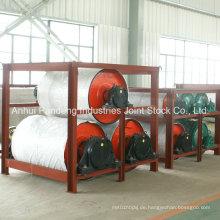 Bandförderer-Antriebs-Trommel-Riemenscheibe für Maschinerie-industrielle Fabrik