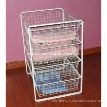 Организатор хранения одежды для стоячей проволоки (LJ4012)