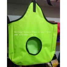 Green Hay Bag/ Various Colors Hay Bag/Oxford Cloth Bags