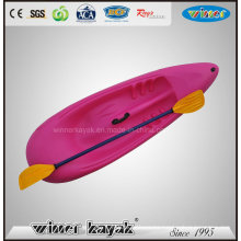Recreational Plastic Children Kayak Doris