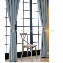Neueste Designs Samt Bühne verwendet Vorhänge zum Verkauf aus China