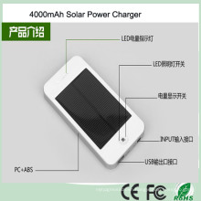 4000mAh Rechargeable Solar Mobile Charger (SC-2688)