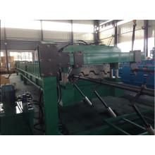 Machine de formage de rouleaux de pont métallique avec empileur automatique