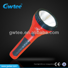 GT-8156 sola linterna llevada de la luz mega de 1.5W