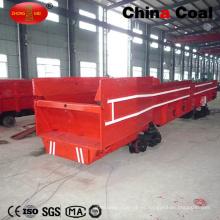 Alta calidad Underground Mining Heavy Electric Powered Shuttle Car