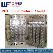 high quality 24 cavity PET preform mould/preform mould with hot runner