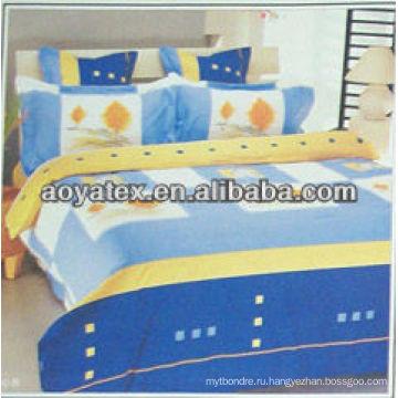 пользовательские печатных постельное белье
