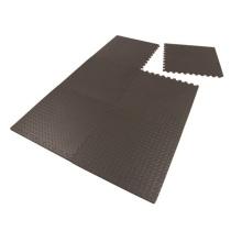 Exercise mat Workout Thick mats Large exercise MATt for home gym equipment thick workout matt EVA Grey Black Tatami Mat