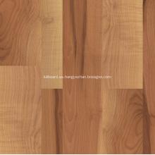 La sustitución de la madera contrachapada del Pvc de madera diseño del Panel de pared