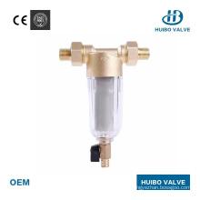 Pressure-Reduced Valve Water Pre Filter Tap