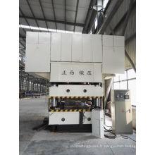 Machine de gaufrage à chaud