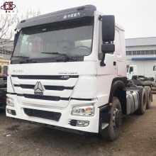 Sinotruk HOWO 420HP Tracteur routier d'occasion