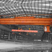 20t Magnetic Overhead Crane for Steel Scrap Lifting