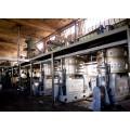 Grandes equipamentos de prensagem eficientes na usina de prensa de óleo