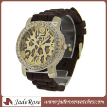 Hochwertige Silikon Quarz Armbanduhr zu Werbeartikel