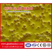 Drop-on reflekterande glaspärlor för vägmarkering Paint