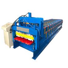 Metal Roofing Tile Sheet Corrugating Iron Sheet Roll Forming Making Machine  Production Line