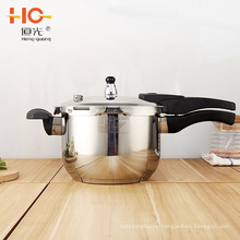 High Quality  304 Stainless Steel Pressure Cooker Home Used 304 Pressure Cooker