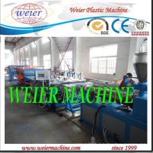 Máquina de placa de espuma de PVC com certificado CE