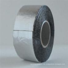 Selbstklebendes Aluminiumbitumenband 1.2mm im Freien von der China-Fabrik