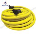 1 compresseur d'air de tuyau d'air comprimé rouge lisse