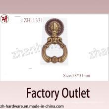 Factory Direct Sale Zinc Alloy Big Pull Archaize Handle (ZH-1331)