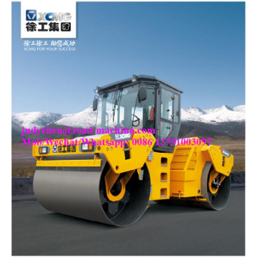 XCMG 13ton double drum roller vibratory