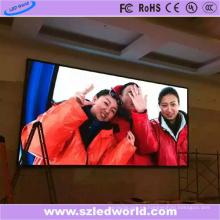 Alta pantalla de alquiler interior 1.56mm pantalla LED pantalla fábrica