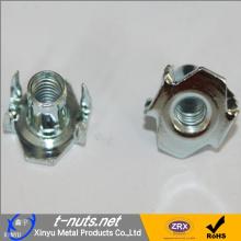 4 Prong T-Nut M6X9