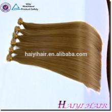 Luxus Qualität Direkte Fabrik Großhandel Russische Haar Gezogen Remy U Tip Haarverlängerung