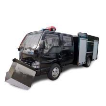 CLW Cheap Isuzu 4x2 rescue truck