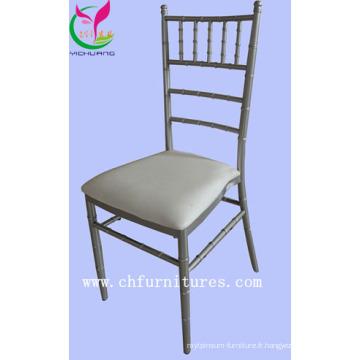 Banquet Party Silver Aluminium Stacking Chiavari Chair (YC-A48)