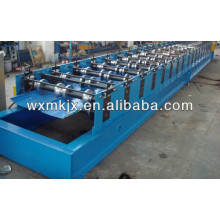 Joint-hidden roof roll forming machine