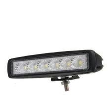 Construcción de LED Carcasa de aluminio 10v-30v voltaje para luz de trabajo