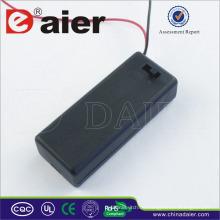 Daier 3v 2 aaa Batteriehalter mit Deckel aaa Batteriehalter