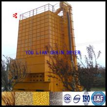 Máquina de secado de maíz dulce de recirculación por lotes