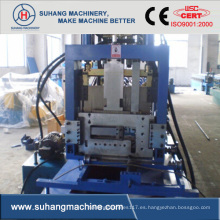 Calidad Totalmente automática M Perfil de forma Sigma Purlin Máquina formadora de rollos