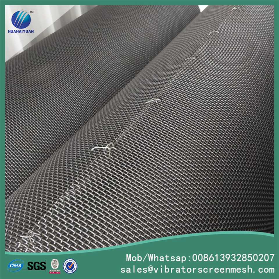 Carbon Steel Mining Screen Mesh