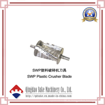 Swp Plastic Crusher Blade mit CE zertifiziert